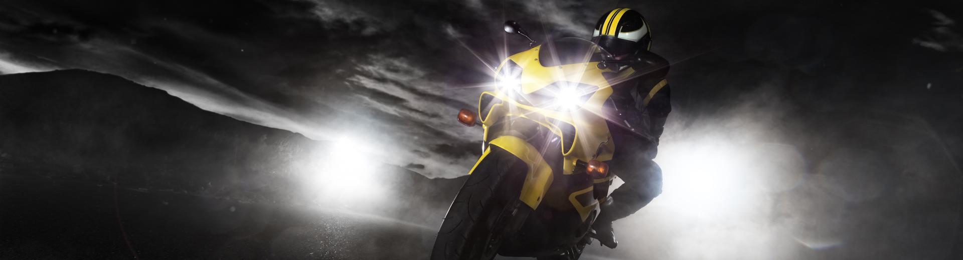 LED verlichting Motorfietsen