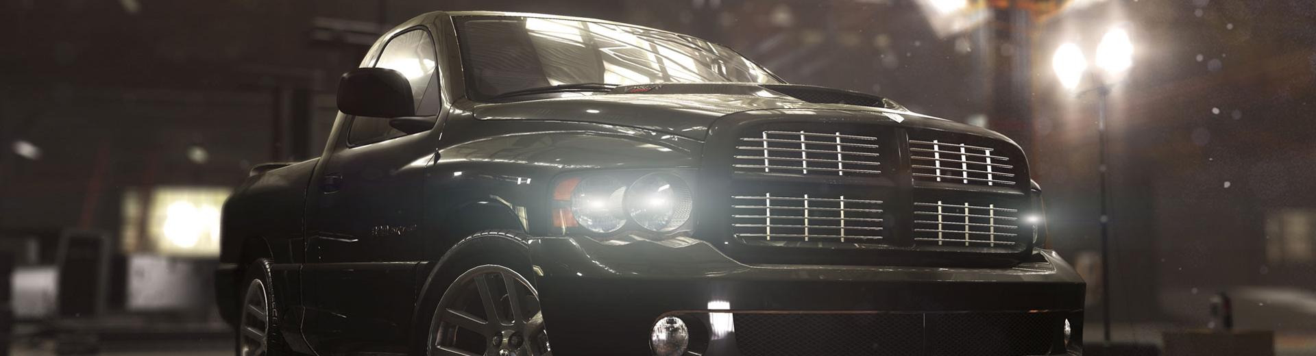 XENON verlichting Dodge RAM