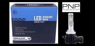LED dimlicht - 6000K - HB3/9005 met E-keur