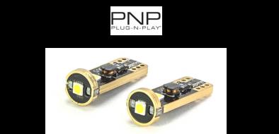 Stadslicht T10/W5W 3-SMD Power LED - 6000K - 550 lumen - SAMSUNG - geen E-keur