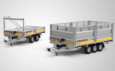 TPMS wordt verplicht op aanhangwagens en opleggers